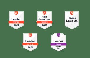 G2 certifications